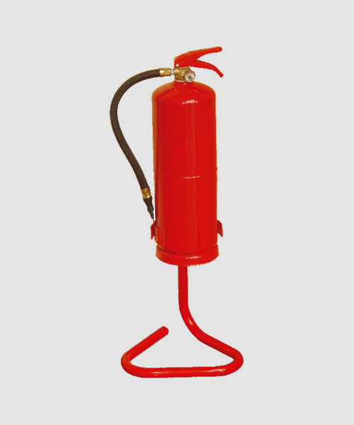 soporte metalico extintor segurifoc girona