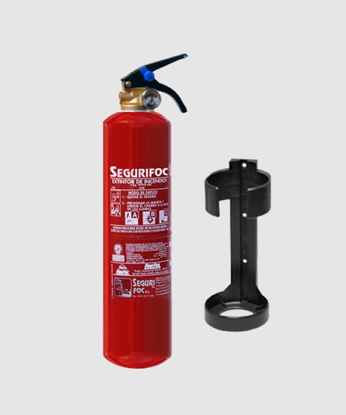 extintor coche segurifoc girona