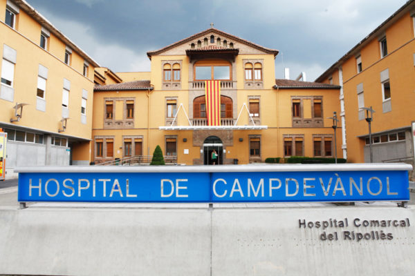 Mantenimiento contra incendios Hospital Comarcal Campdevànol - Segurifoc Girona
